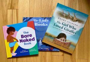 New books by Kathy Stinson